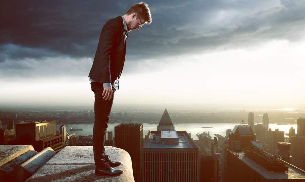 suicidio e dependencia