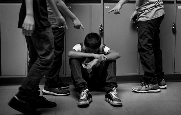 bullying e o uso de drogas